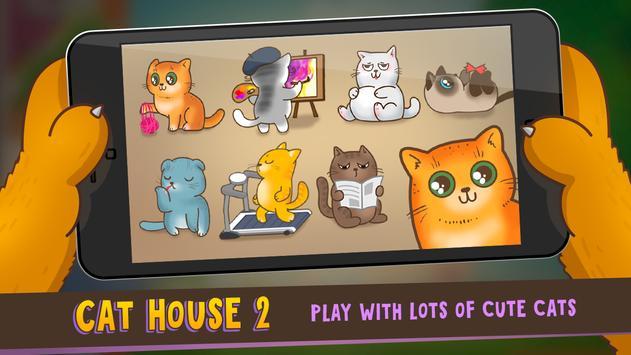 القطط البيت 2 APK Mod