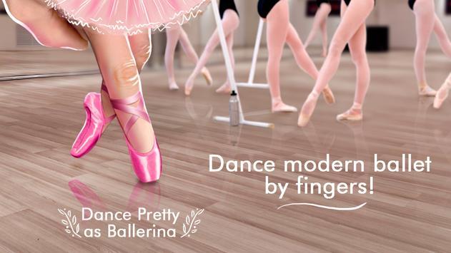 Dance Pretty as Ballerina apk screenshot