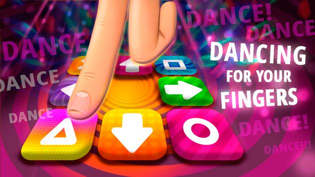 Dancing for fingers apk screenshot