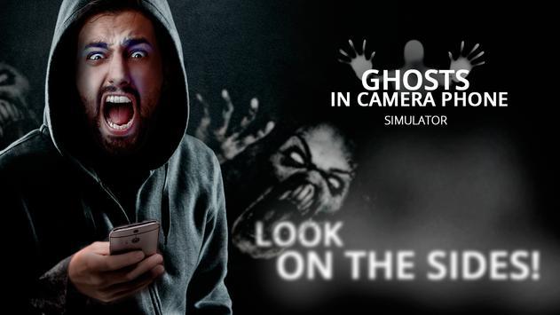 Real Ghost Camera Simulator apk screenshot