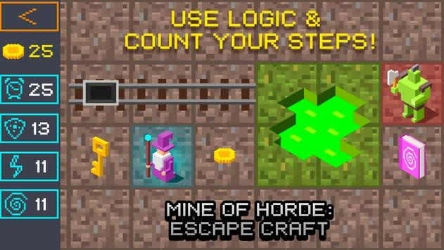 Escape the Dungeon. Logic screenshot 6