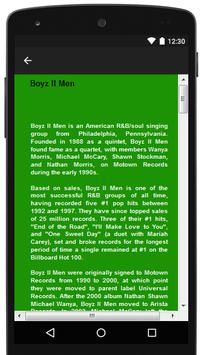 Boyz II Men Songs & Lyrics  for Android - APK Download