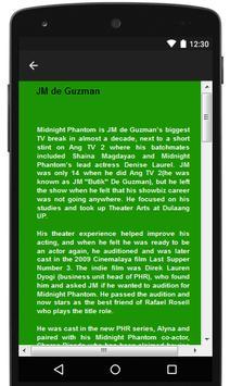 JM De Guzman Songs & Lyrics. screenshot 5