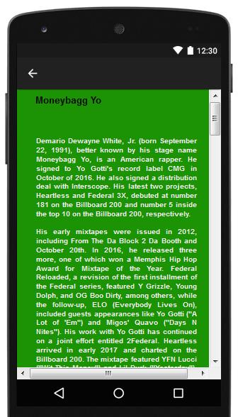 Moneybagg Yo Songs Lyrics For Android Apk Download
