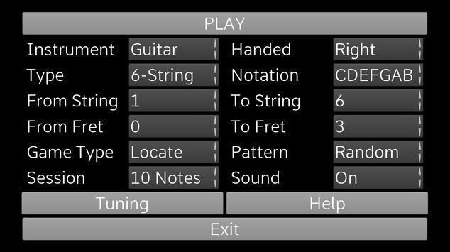 Fretboard Learn screenshot 4