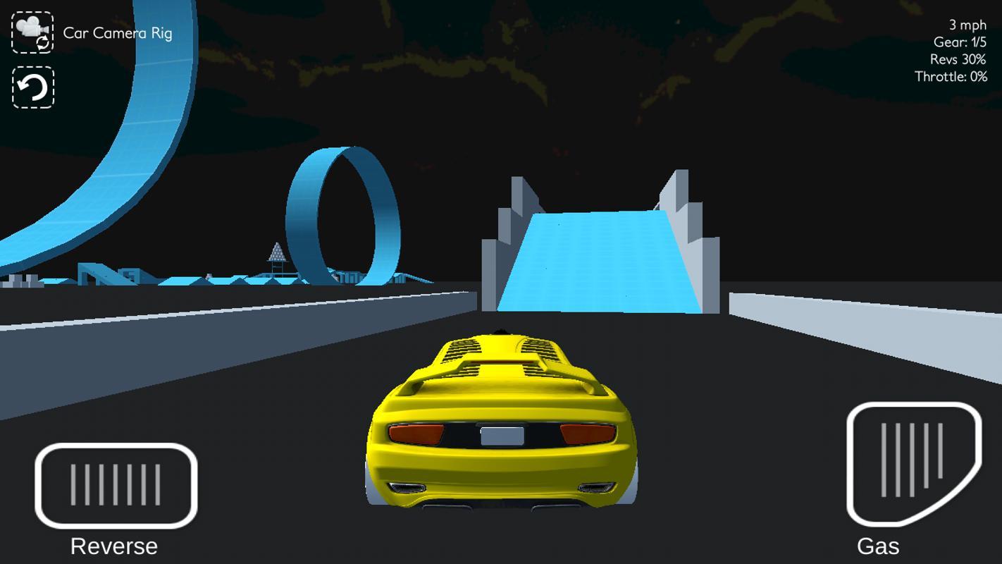 Car Simulator D Game Apk