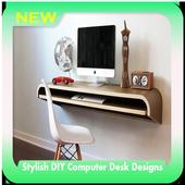 Stylish DIY Computer Desk Designs icon