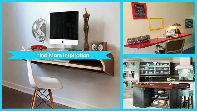 Stylish DIY Computer Desk Designs screenshot 1