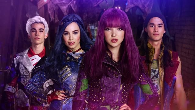 DESCENDANTS 2 WALLPAPERS 2018 poster ...