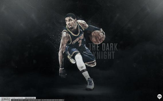 KYRIE IRVING WALLPAPERS 2018 poster