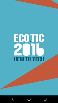 ECO TIC 2016 Health Tech poster