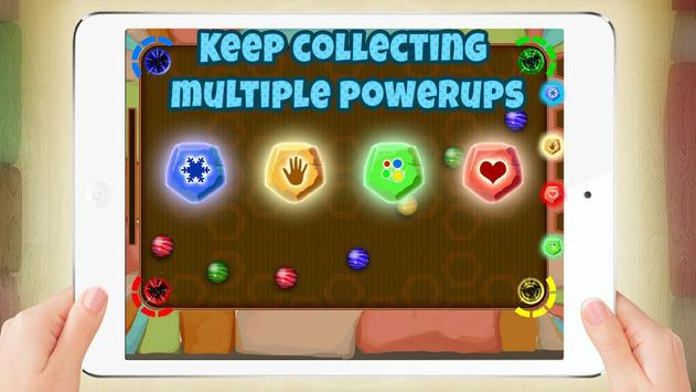 Rolling Marbles Fun apk screenshot