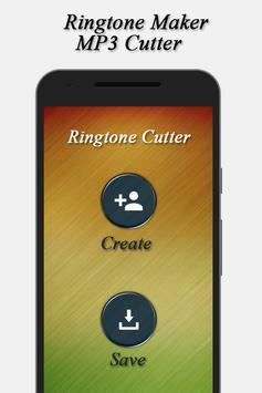 Ringtone Maker & MP3 Cutter screenshot 1