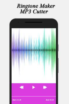Ringtone Maker & MP3 Cutter screenshot 3
