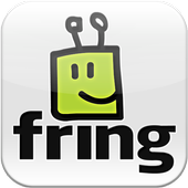 fring Free Calls, Video & Text icon