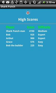 Shark Punch screenshot 2