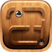 aTilt 3D Labyrinth Free icon