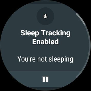 Smart Alarm and Sleep Tracker for Android Wear screenshot 6