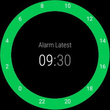 Smart Alarm and Sleep Tracker for Android Wear screenshot 2