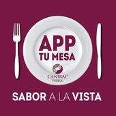 AppTuMesa CANIRAC Puebla icon
