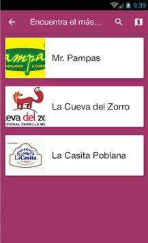 AppTuMesa CANIRAC Puebla screenshot 2