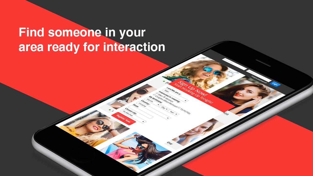 Online friendship app