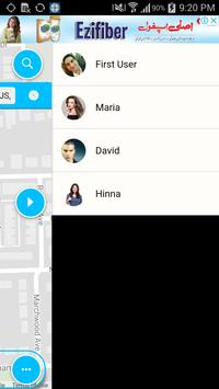 FriendsLinks: Friends Locator, Family Kids Tracker screenshot 4