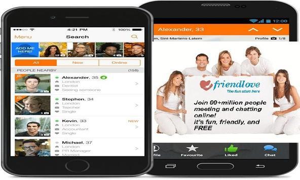 friendlove screenshot 1