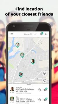 Find My Friends - Location Tracker apk screenshot
