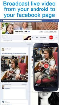 facebook live video download android