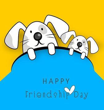 Friendship Day Wish Card screenshot 3