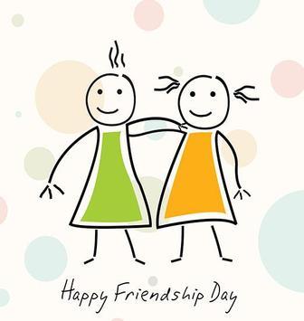 Friendship Day Wish Card screenshot 1
