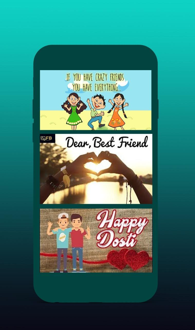 Friendship Status Video for Android - APK Download