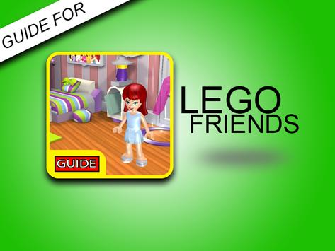 Guide for Lego Friends poster