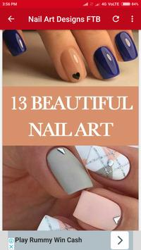 Nail Art Designs Style And Colors poster