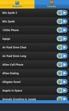 Ringtones for Cell Phones apk screenshot