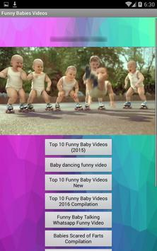 Funny Baby Videos (Funny Clips) screenshot 2