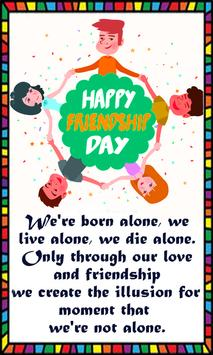 Happy Friendship Day apk screenshot