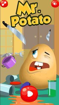 Mr. Potato Jumper poster