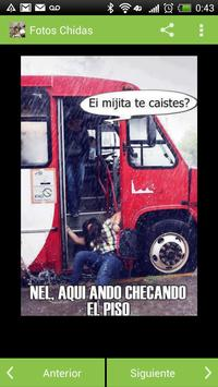 Fotos Chidas poster