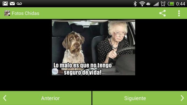Fotos Chidas apk screenshot
