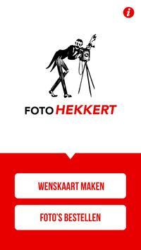 Foto Hekkert poster