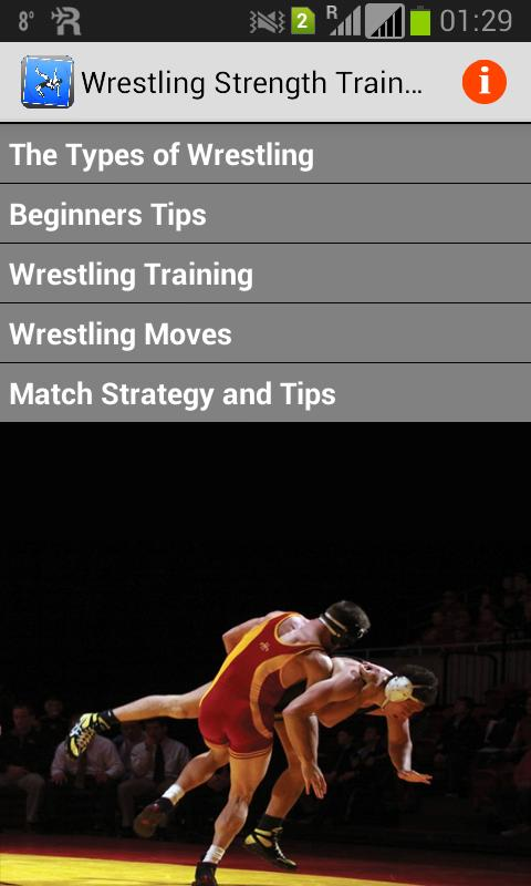 Wrestling Strength Training for Android - APK Download