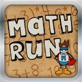 Math Run icon