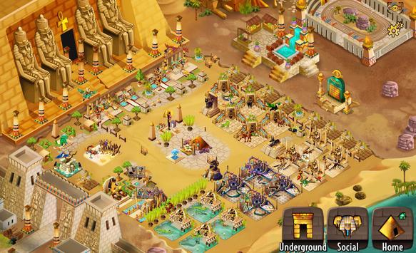 Age of Pyramids: Ancient Egypt screenshot 5