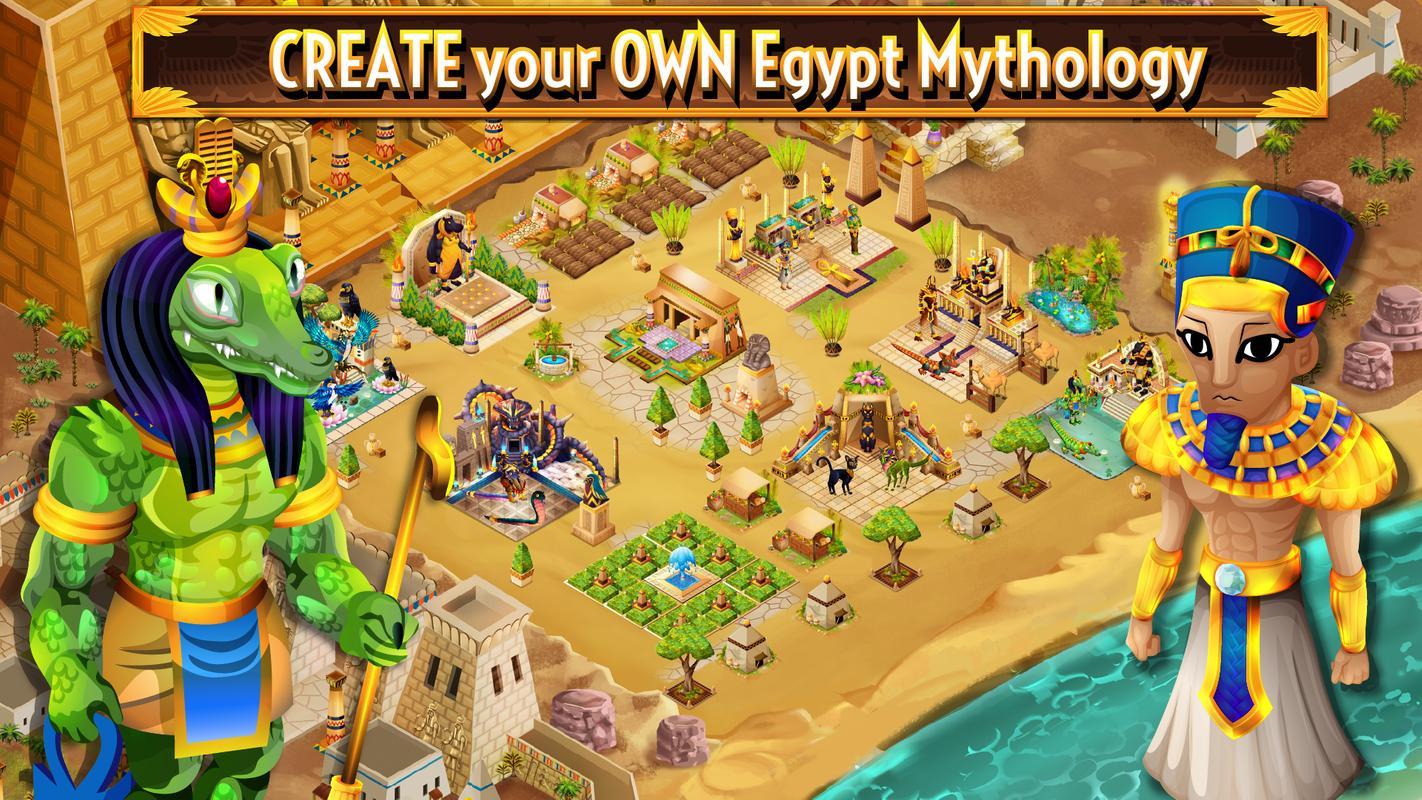 Egyptian Pyramid Game