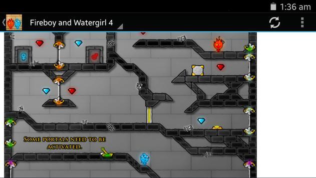 Guide Fireboy and Watergirl screenshot 17