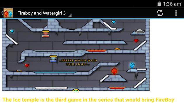 Guide Fireboy and Watergirl screenshot 8