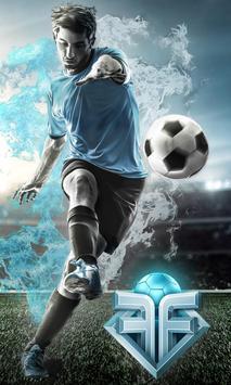 Flip Football: Soccer game poster