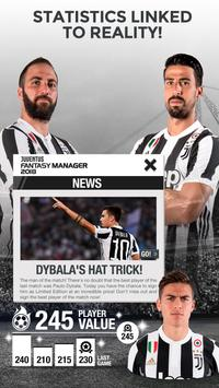3 Schermata Juventus Fantasy Manager 2018